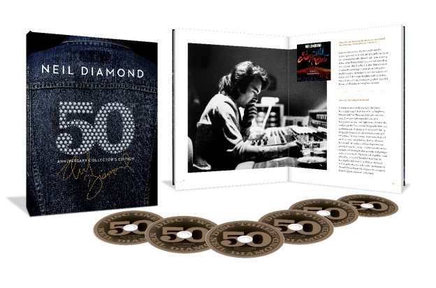 Diamond Celebrates A Half-Century Of Music