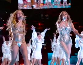 Shakira & J. Lo