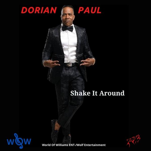 Dorain Paul- Shake it around